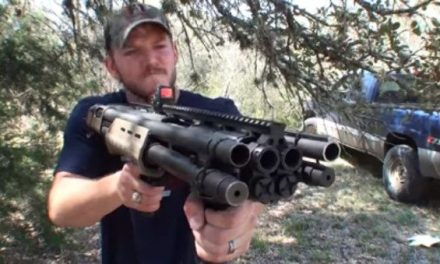The Quad Barreled Shotgun Ain't Your Grandpa's Over/Under