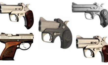 These 5 Best Selling Handguns From Bond Arms Are the Epitome of Compact Protection