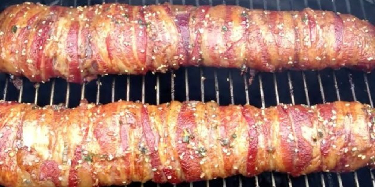 This Delicious Bacon-Wrapped Venison Backstrap Recipe Is Amazing