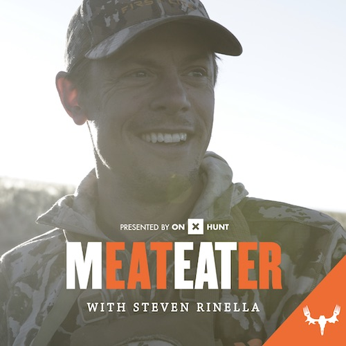 meat eater podcast logo