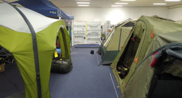 Camping Store