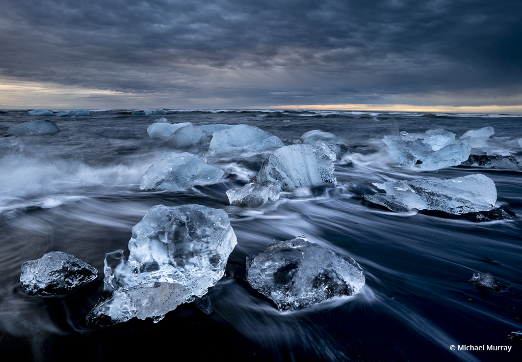 Behind The Shot: Diamond Beach, Southeast Iceland