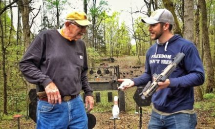 Demo Ranch and Hickok45 Join Forces for an 'Uncomfortable' Gun Review