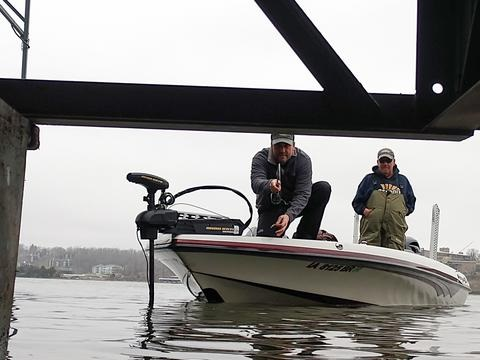 Dock-Shooting for Crappie
