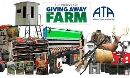 DOD 30th Anniversary Giveaway May: Morrell Archery Targets
