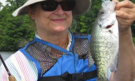 Fishing with Darl Black – Spring Crappie