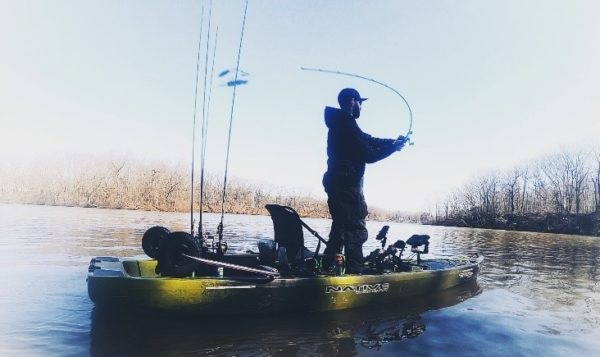 How to Transition from a Boat to a Kayak