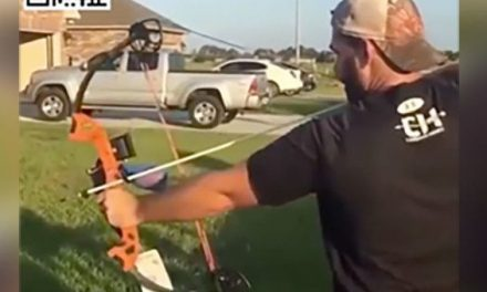 If You Wondering Why People Say Don't Dry Fire a Bow, Watch This