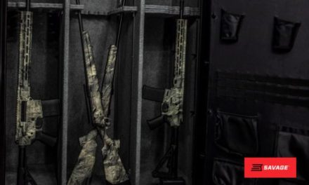 Savage Rolls Out Guns with NRA's Official Camouflage Mossy Oak Overwatch