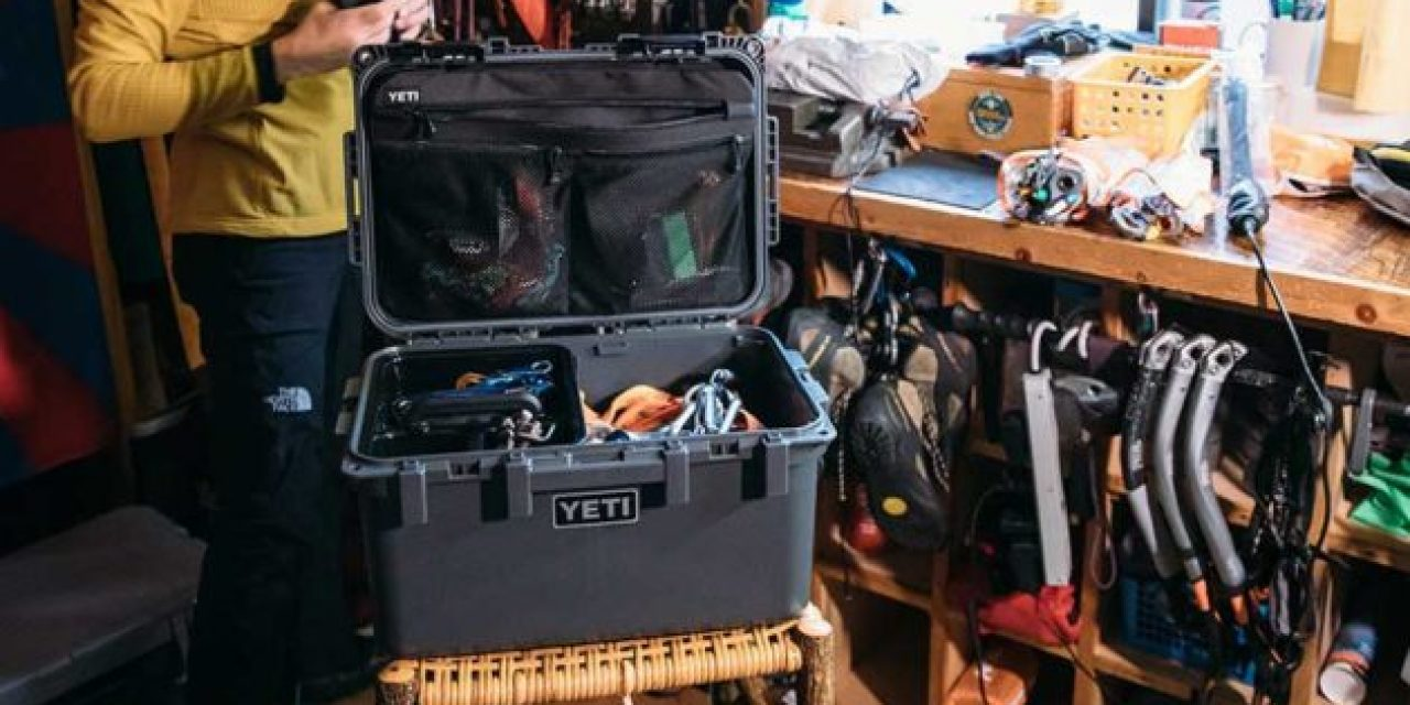 This Cargo-Style LoadOut GoBox is an Outdoorsman's Treasure Chest