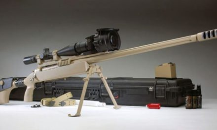 3 of the Coolest Sniper Rifles Used By the U.S. Military