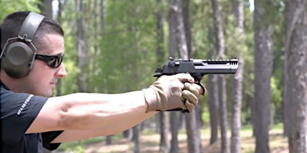 Everything You've Wanted to Know About the .357 Magnum Desert Eagle