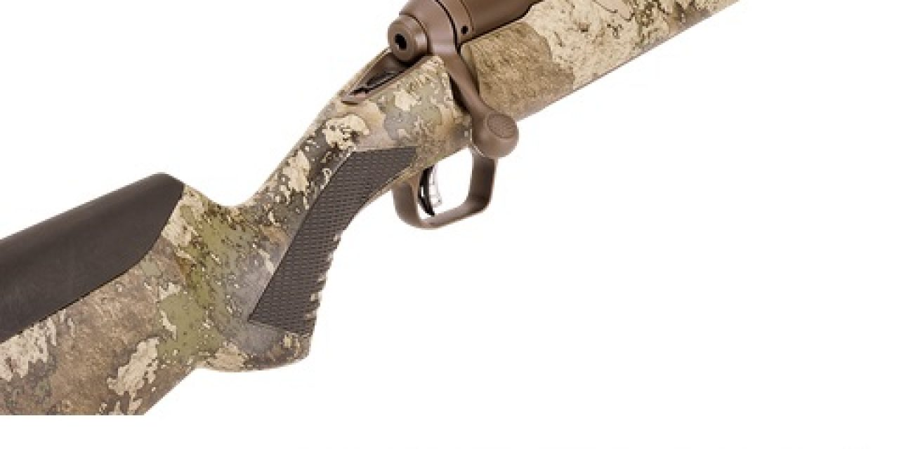 New Savage 110 High Country Ideal for Western Hunting and Long