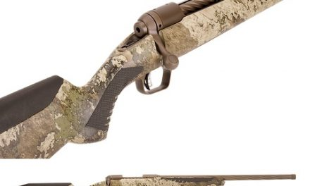 New Savage 110 High Country Ideal for Western Hunting and Long-Distance Shooting