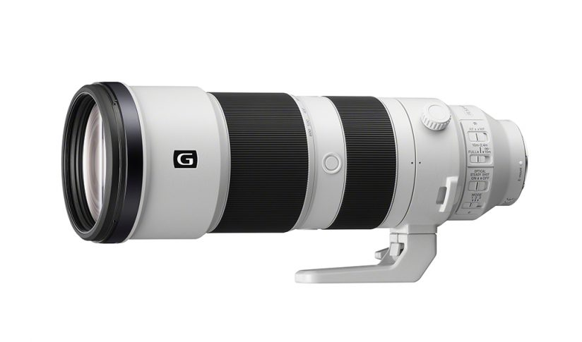 Image of Sony 200-600mm zoom