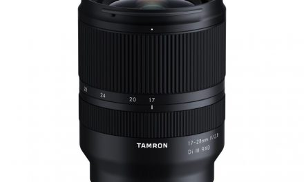 Tamron 17-28mm F/2.8 Di III RXD Gets Price And Release Date