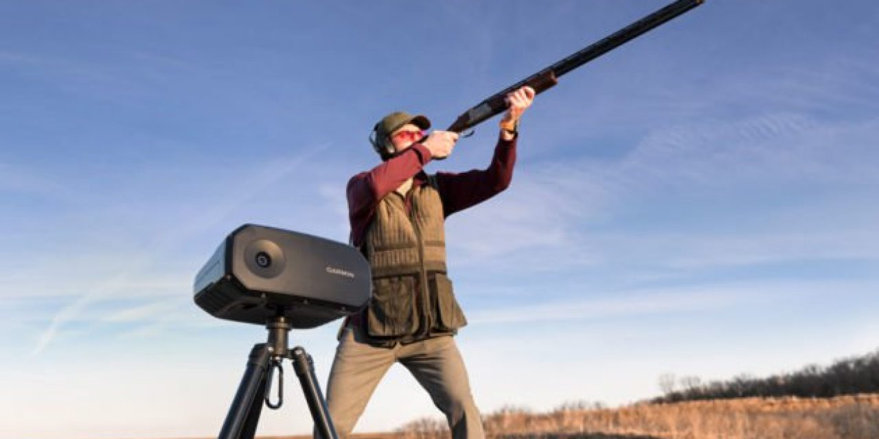 Garmin Might've Changed Shooting Forever With the Xero S1 Trapshooting Trainer