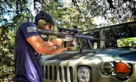 How Much Firepower Can an Armored Humvee Windshield Withstand?