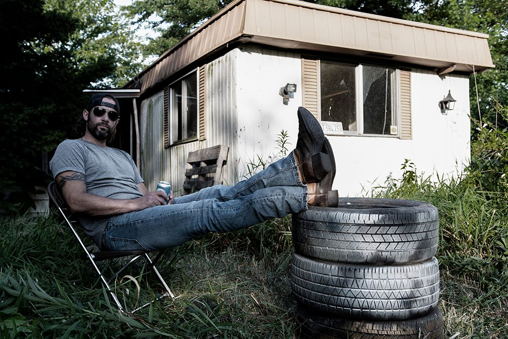Joe Stamm Partially Owes the Great Outdoors for His Black Dirt Sound