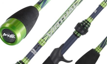 New Abu Garcia Virtual Rod Has the ANGLR Bullseye Built In