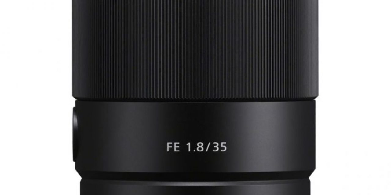 The Sony FE 35mm F1.8 Is A Light, Compact Prime For Full-Frame