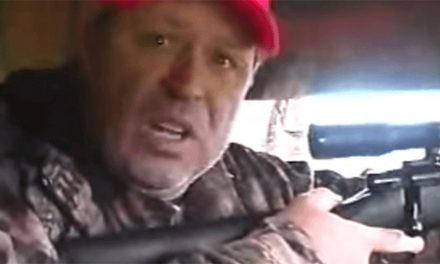 This Might Be the Most Epic Deer Hunting Prank