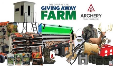 DOD 30th Anniversary Giveaway August: Custom PSE Bow Package