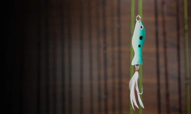 The Fish Wrap Writer Edition Al's Goldfish Lure Might Just Change The Way You Fish