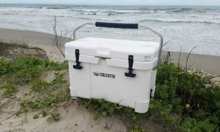 Gear Review: The Calcutta Renegade's LED Drain Plug Helps This Cooler Stand Out