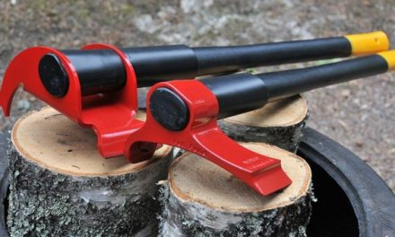 Is This New Axe a Smarter Way to Split Logs?
