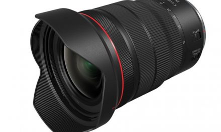 Two New Lenses For Canon Full-Frame Mirrorless
