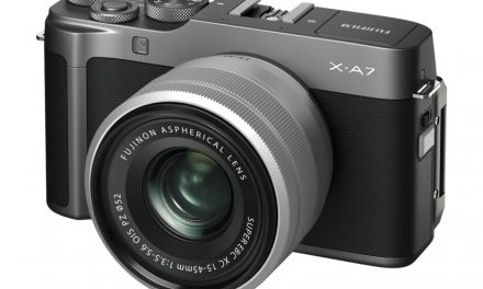 Fujifilm Introduces Affordable X-A7 Mirrorless Camera