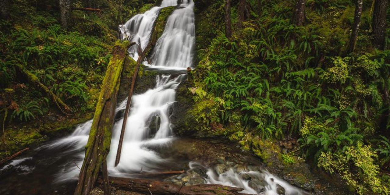 My Fascination With Photographing Waterfalls