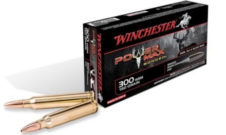 What You Need to Know About Winchester Power Max Bonded Ammo