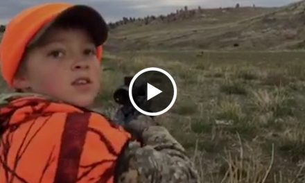 Wide Open Spaces Fan Video: Young Hunter Bags First Harvest