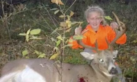 11-Year-Old Girl Tags 12-Point Minnesota Deer on Her First Hunt