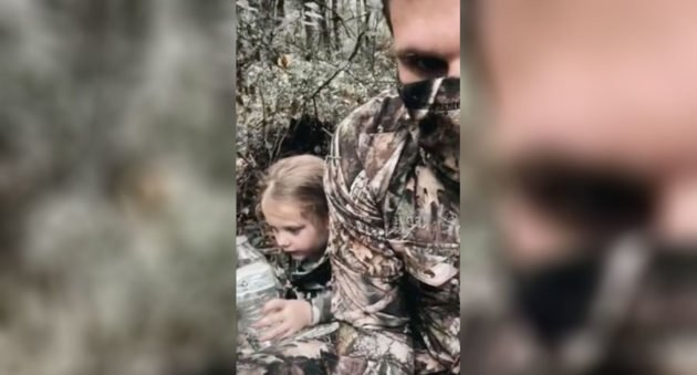 daughter first hunt