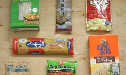 Great Backpacking Foods You Can Find at the Local Market