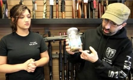 "Gun Shop Actually Has a Jar of Shame for Rounds from ""Unloaded"" Guns"