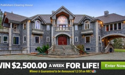 Here's Your Best Shot at Winning $2,500 a Week for Life