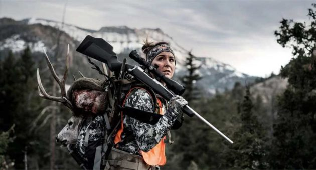 The Savage 110 Storm is Built to Weather It All