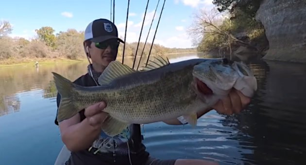 Bass Fishing in November
