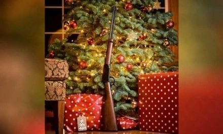 Make It a Made in America Christmas With a Henry Under the Tree