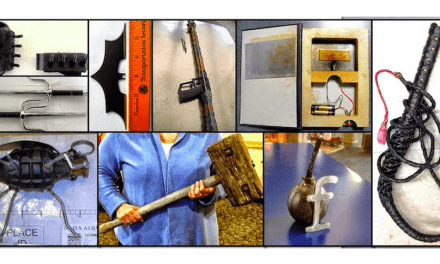The 10 Craziest Weapons Caught by the TSA
