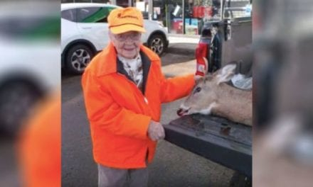 104-Year-Old Woman Shoots First-Ever Buck