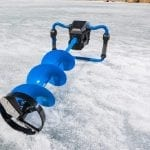 CLAM 120v Ice Augers