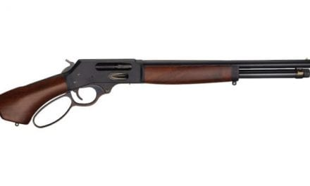 Henry Announces New Non-NFA Lever Action Axe .410