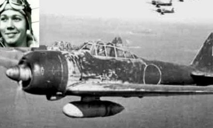 Remembering the Pilot Who Shot Down an Enemy Aircraft with His M1911 Pistol