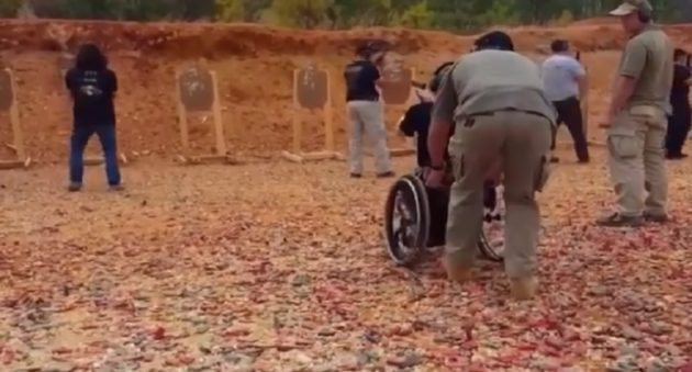 gun range course fail