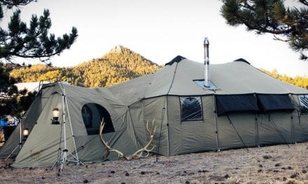 Who's Ready to Go Camping in the Cabela's Tent Mansion?!
